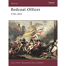 Redcoat Officer: 1740–1815