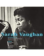 Sarah Vaughan With Clifford Brown (1 Bonus Track/180G/Limited Edition/Transparent Blue Virgin Vinyl)