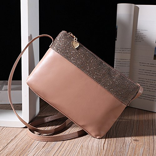 Handbag Women Leather Shoulder Bag Handbag Satchel Purse Hobo Messenger Bags Tefamore