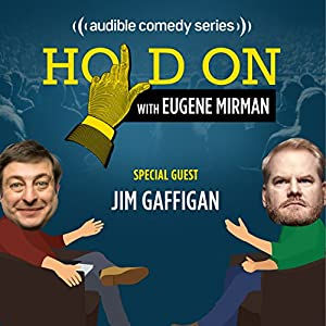 Ep. 1: Jim Gaffigan Opens for The Pope