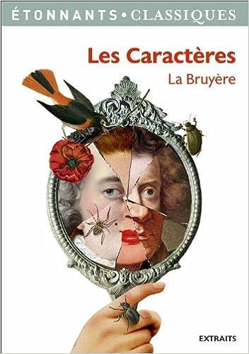 Le coin des lecteurs - Les Caractères de La Bruyère