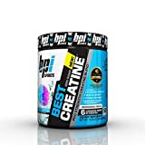BPI Sports Best Creatine with Himalayan Salt, 10.58 Ounce – Snow Cone