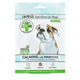 Reilly's HempVet CALMPLUS Soft Chews, Dog Stress Relief, Calming Anti-Anxiety Pills for Dogs, Organic Hemp, Pumpkin Flavor Treats, 15 Count