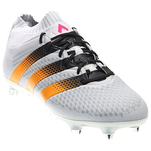 Adidas Ace 16.1 Primeknit Sg W Promo Hvid 2FMVSA4ju