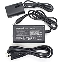 Aaweal ACK-E6 AC Power Adapter Kit For Canon EOS 5DS, 5DS R, 5D Mark IV, 5D Mark III, 5D Mark II, 6D, 7D, 7D Mark II, 760Da, & 60D,70D,80D Cameras LP-E6 LP-E6N Battery LC-E6 LC-E6E Fully Decode
