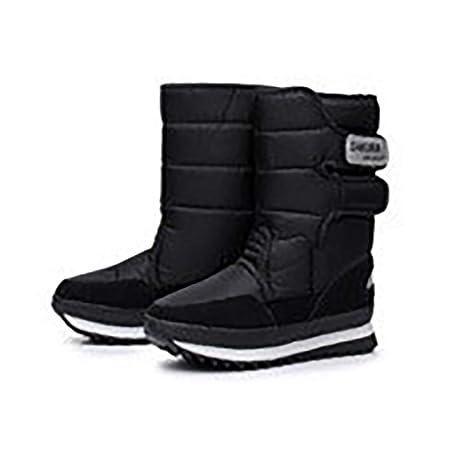 Fad J Botas De Nieve Gruesas De Invierno para Mujer, Zapatos