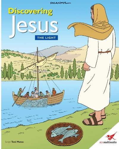 Discovering Jesus. The Light: Children's Bible