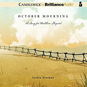 October Mourning Audiobook