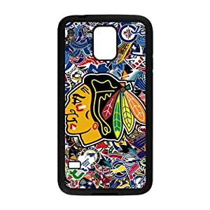 Malcolm Chicago blackhawks Phone Case for Samsung Galaxy S5