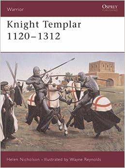 Book Knight Templar (Warrior)