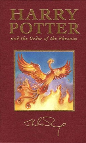Harry Potter and the Order of the Phoenix Harry Potter ...