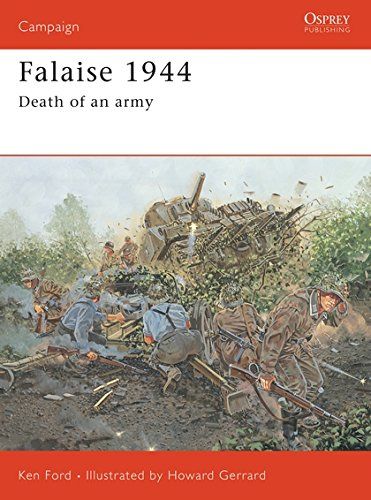 Download Falaise 1944: Death of an army (Campaign) pdf epub