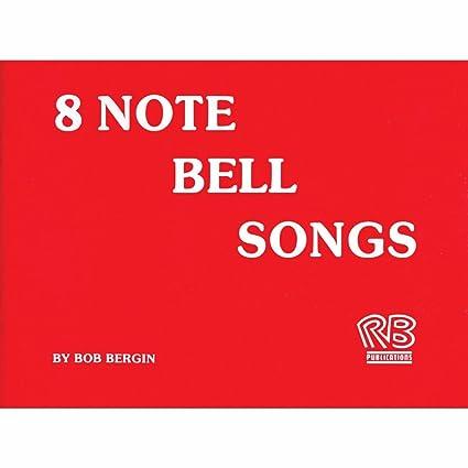 Amazon.com: Bergin 8-Note Bell Canción libro (25 Canciones ...