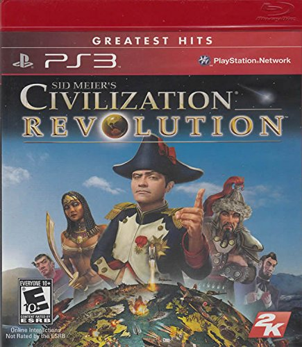 Sid Meier's Civilization Revolution - Playstation 3 by 2K