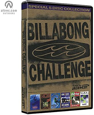 Amazon com: Billabong Challenge: Films by Jack Mccoy - Special 5