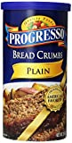 Progresso Plain Bread Crumbs, 15 Ounce