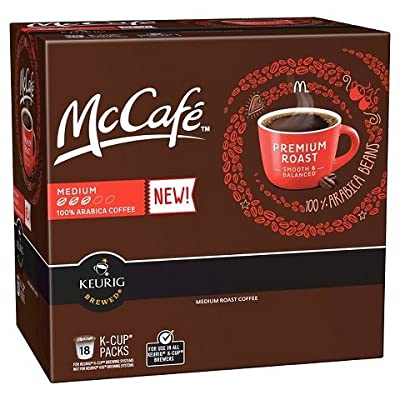 McCafe Premium Roast Coffee K-Cups