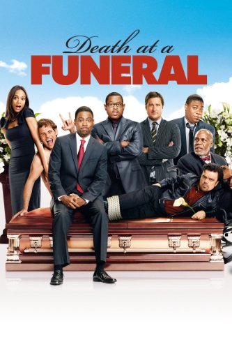 DVD : Death At A Funeral