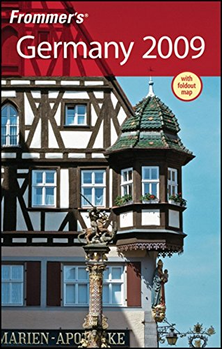 Download Frommer's Germany 2009 (Frommer's Complete Guides) pdf