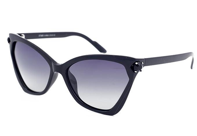 Eternal - Gafas de sol - para niña Negro Negro (Medium ...