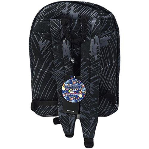 Hype Black Shoulder Marker Polyester Gray Man Black Bag Size One WvZvqrRp