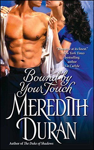 book cover of Bound by Your Touch