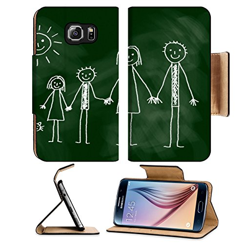 msd-premium-samsung-galaxy-s6-edge-flip-pu-leather-wallet-case-drawing-of-family-image-12219999