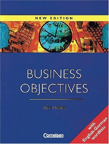 Business Objectives - Second Edition: Business Objectives, Student's Book