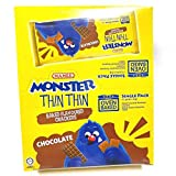 Mamee Monster Malaysia Thin Thin Sour Cream & Onion Chocolate Seaweed Cracker Biscuit Biskut Halal Food Snack Teatime Keropok Thins
