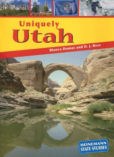 Read Online Uniquely Utah (State Studies) pdf epub