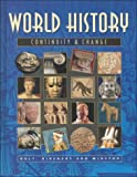 Pe World History : Continuity and Change 1999, Hanes, 0030524520