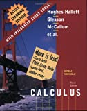 Calculus : Single Variable, Hughes-Hallett, Deborah, 0471250430