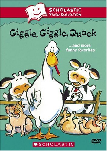 Giggle, Giggle, Quack... and More Funny Favorites (Scholastic Video Collection)