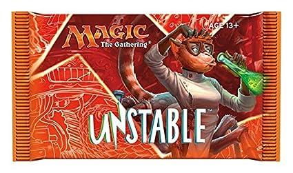 Magic The Gathering MTG-ust-BD-en inestable Booster Pack de ...