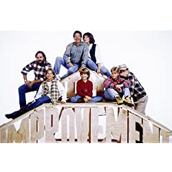 Home Improvement Tim Allen Patricia Richardson and Full Cast Pose 24x36 TV Poster