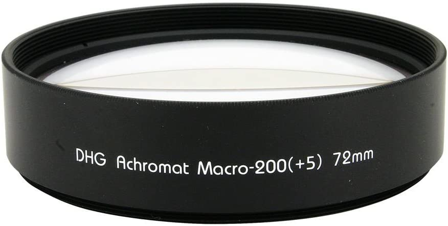 Marumi DHG 200 72mm Achromat Lens