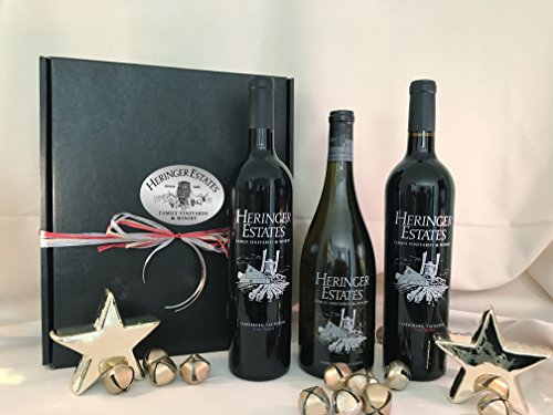Heringer Estates 3 Bottle Mixed Wine Gift Box
