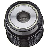 ACDelco 37018P Professional Alternator Decoupler Pulley with Dust Cap