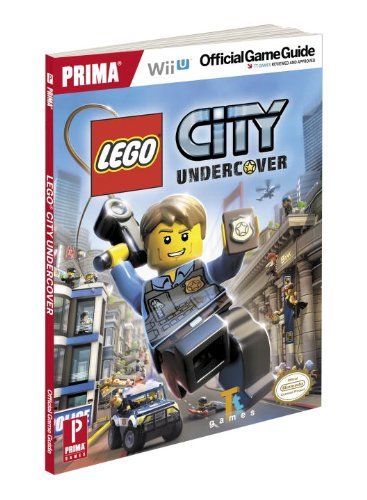 Price comparison product image LEGO CITY Undercover: Prima Official Game Guide (Prima Official Game Guides)