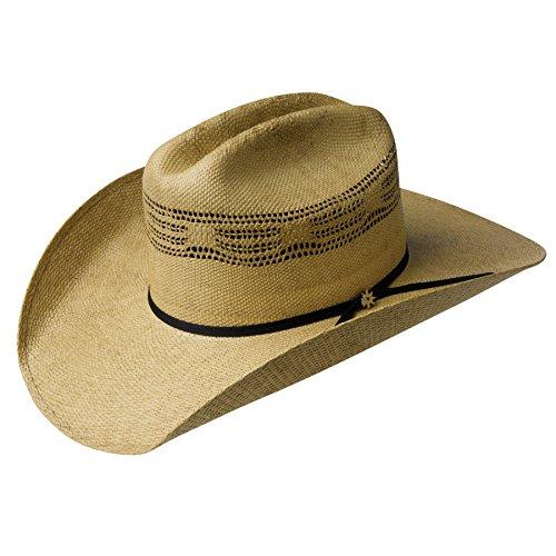 Bailey Western S12BGA Womens Costa Western Hat, Rustic-7