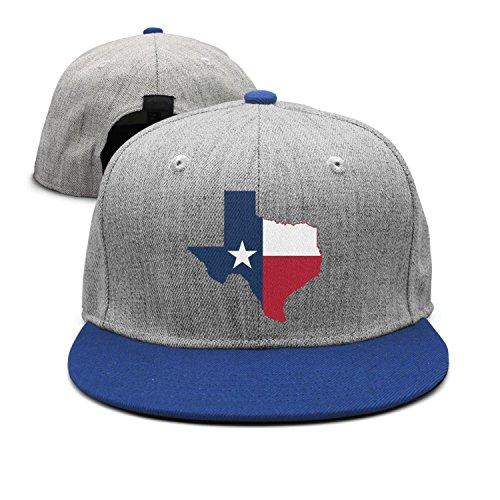 c9145db2b08 SJSNBZ Texas map Printing Womens Mens Adjustable Dance Cap