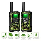Best Walkie Talkies For Kids Rechargeables - ieGeek Walkie Talkies Long Range Handheld Walkie Talky Review