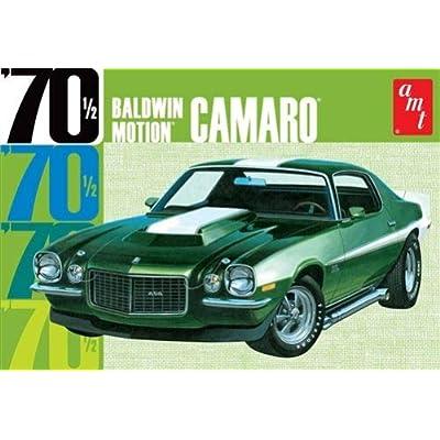 AMT AMT855/12 1/25 Baldwin Motion 70 Chevy Camaro Drk Grn: Toys & Games