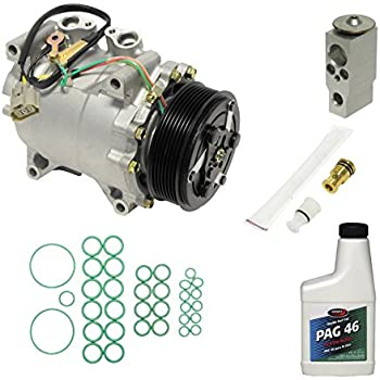 Universal Air Conditioner KT 2022 A/C Compressor and Component Kit
