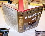 O Shepherd Speak! First Edition
