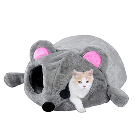 Corkcrd Mouse Modeling Cama Nido para Mascotas, Impermeable ...