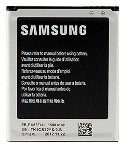 Samsung EB-F1M7FLUCSTD Standard-Akku (Li-Ion, 1.500 mAh) ohne NFC für Samsung Galaxy SIII Mini I9300