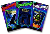 Goosebumps Gift pak: The Werewolf of Fever Swamp, Haunted Mask 2, Welcome to Dead House [VHS]