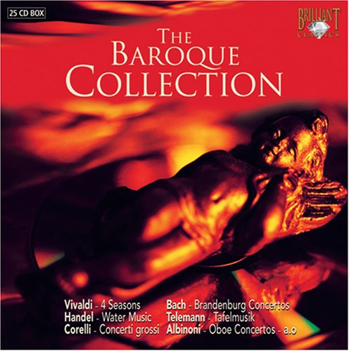 Baroque Collection by Brilliant Classics