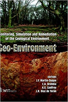 GeoEnvironment: Monitoring, Simulation and Remediation of the Geological Environment